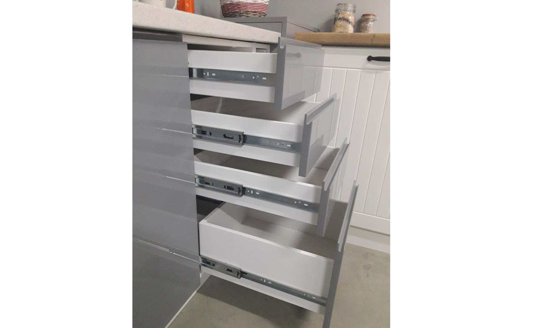 jak zaprojektować kuchnię - kuchnia Aspen