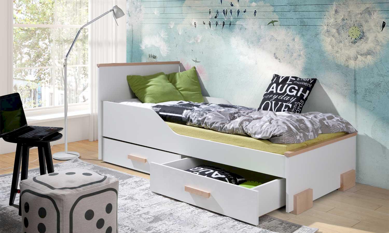 Łóżka parterowe Meblobed