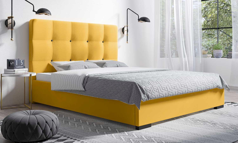 Łóżka tapicerowane PKMebel