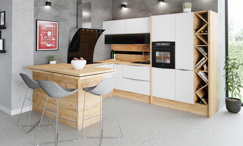 Roma Akryl HG Połysk kuchnia na wymiar