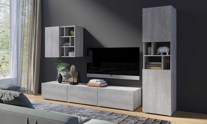 Aksel (beton colorado)