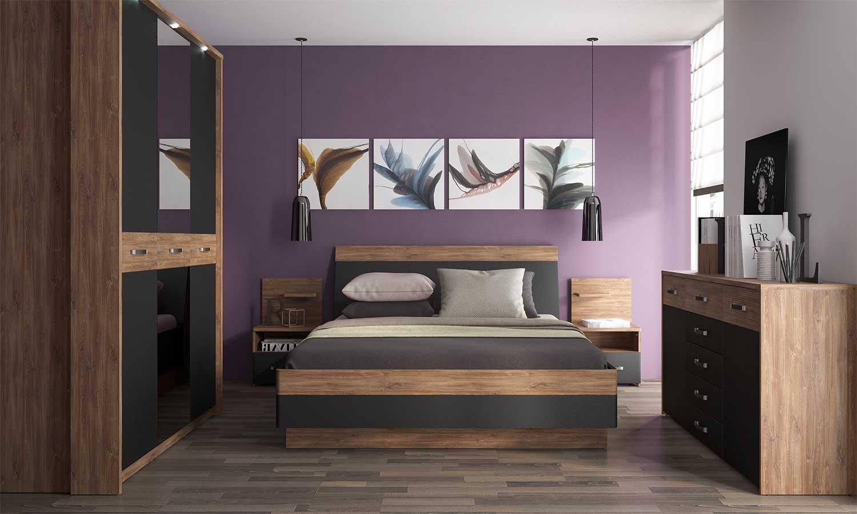 najmodniejsze kolory sypialni