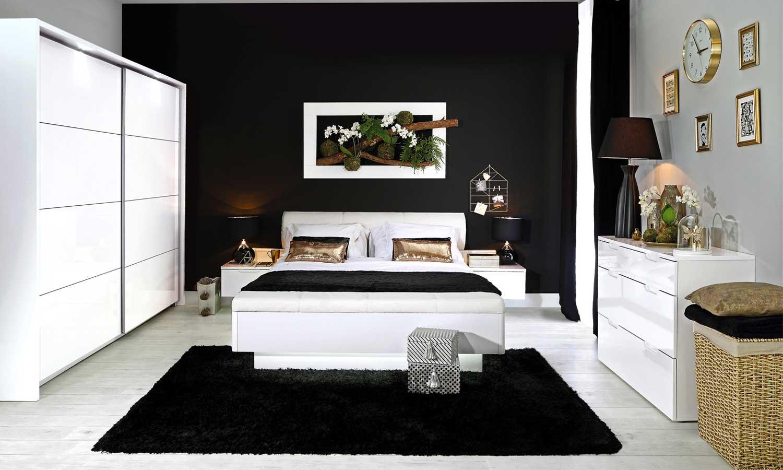 Łóżko do małej sypialni STARLET