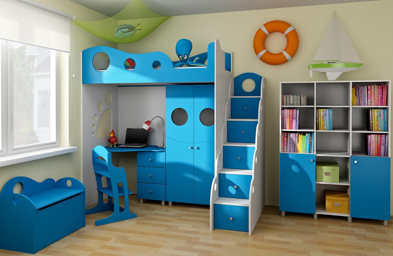 Детская комната: как правильно выбрать мебель - секрет стиль.