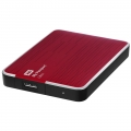 HDD WD MY PASSPORT ULTRA 2TB 2.5'' WDBMWV0020BRD USB 3.0/2.0 RED