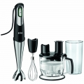 Blender Braun MQ 5137 P&S BK