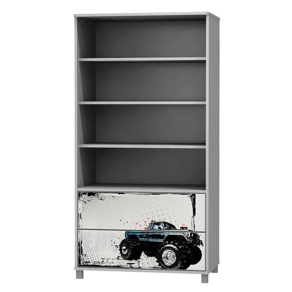 b cherregal mit schubladen off road rg ro internetowy sklep meblowy gama. Black Bedroom Furniture Sets. Home Design Ideas